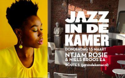 Jazz in de kamer in Belgica