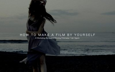 Workshop How to make a film by yourself