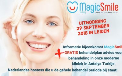 Informatie bijeenkomst Magic Smile